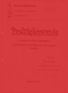 """""""Nasz Dom: Dobry Pasterz"""" w Białymstoku"""