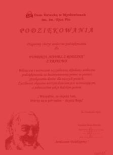 Dom Dziecka w Mysłowicach im. św. o. Pio
