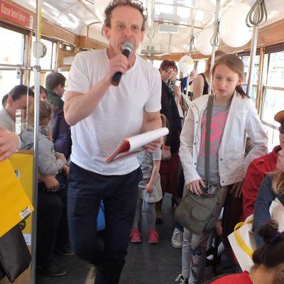 """Fundacja """"Wawel z Rodziną"""" promuje czytelnictwo!"""