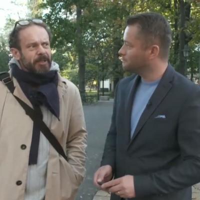 Rozmowa Jarosława Kuźniara z Tomaszem Schimscheinerem w Onet Rano